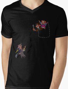 The Great Pocket Detective Mens V-Neck T-Shirt