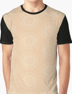 Circular pattern Graphic T-Shirt