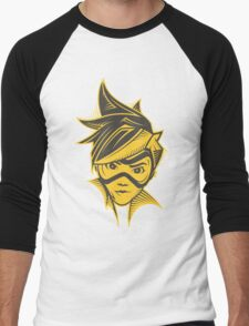 Tribal Tracer Men's Baseball ¾ T-Shirt
