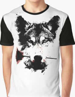 Wolf Lover Graphic T-Shirt
