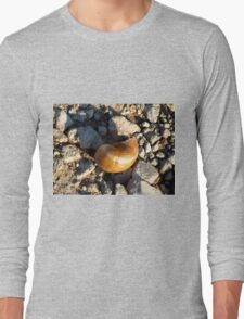 Sea Shell by the Sea Shore Long Sleeve T-Shirt
