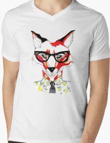 Fantastic Mr Edmund Mens V-Neck T-Shirt