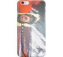 red shaman 2 iPhone Case/Skin