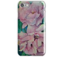 Two Peonies iPhone Case/Skin