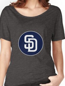 San Diego Padres Women's Relaxed Fit T-Shirt