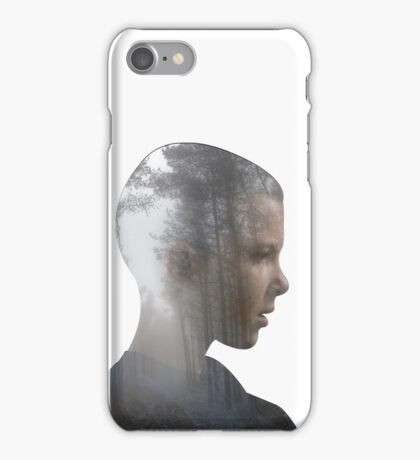 Eleven - Stranger Things iPhone Case/Skin