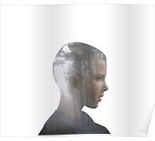 Eleven - Stranger Things Poster