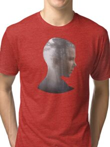 Eleven - Stranger Things Tri-blend T-Shirt