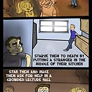 How To Kill An Introvert by JhallComics