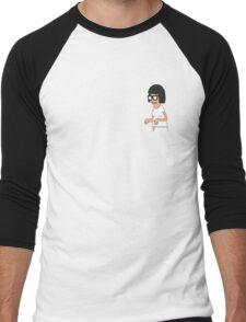 Bobs Burgers - Tina Men's Baseball ¾ T-Shirt