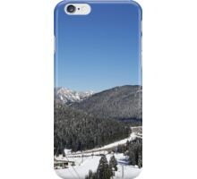 Stevens Pass iPhone Case/Skin
