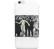 29 Is it too green? iPhone Case/Skin