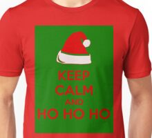 Keep Calm And Ho Ho Ho Unisex T-Shirt