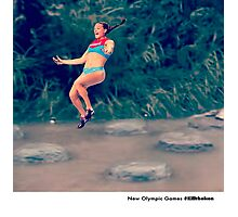 30 New Olympic Games Photographic Print