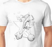 Geometric - Womanizer Unisex T-Shirt