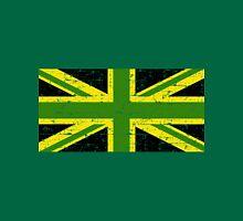 Jamaican british Flag Unisex T-Shirt