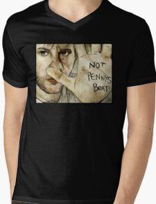 Not Pennys Boat Mens V-Neck T-Shirt