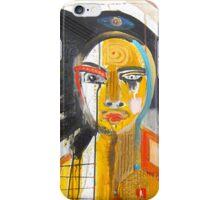 yellow bruxa iPhone Case/Skin