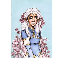 LION GODDESS - Allura Photographic Print