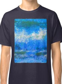 Scattered Diamonds of the Sea Classic T-Shirt
