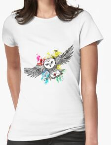 Hedwig Womens Fitted T-Shirt