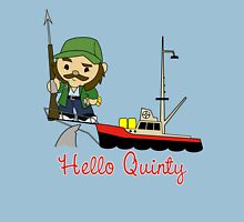 Hello Quinty Unisex T-Shirt