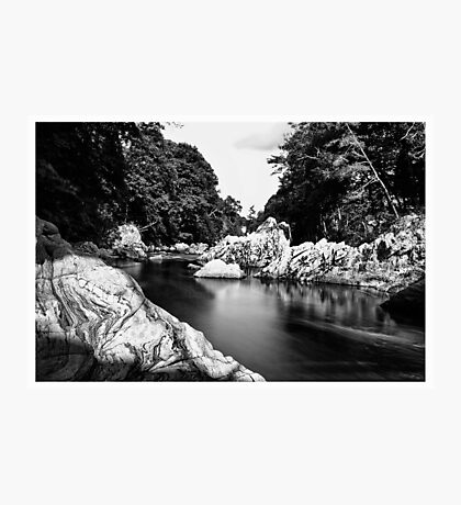 River Feugh - Aberdeenshire Photographic Print