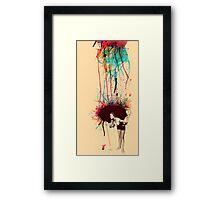 Colorblind Framed Print