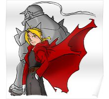 FMA Brothers Poster