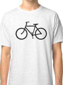 black bicycle bike Classic T-Shirt