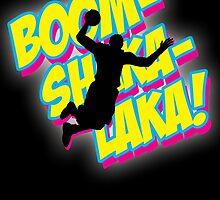 Boomshakalaka by psychoandy