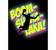 Boomshakalaka Photographic Print
