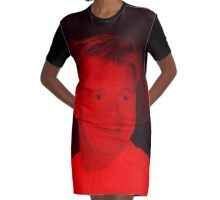 Gordon Ramsay - Celebrity Graphic T-Shirt Dress