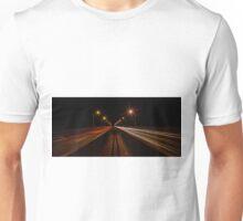 Carlights on a Bridge Unisex T-Shirt