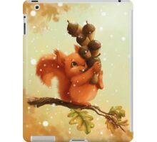 Stupid Squirrel iPad Case/Skin