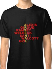WORD ARS Classic T-Shirt