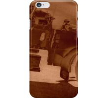 The Iron Lady iPhone Case/Skin