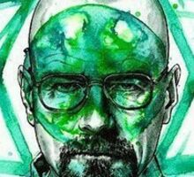 breaking bad is simply the best Sticker