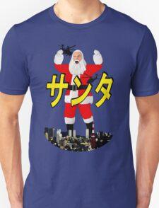 santa vs tokyo Unisex T-Shirt