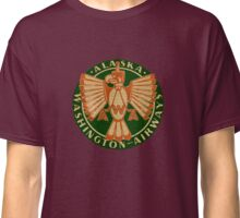 Alaska Washington Airlines Classic T-Shirt