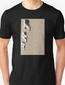 Art in the Sand Verticle Unisex T-Shirt