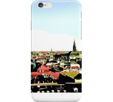 Overview iPhone Case/Skin