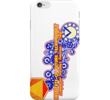 Yesterday's Tomorrow Today iPhone Case/Skin