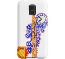 Yesterday's Tomorrow Today Samsung Galaxy Case/Skin