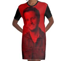 Luke Bryan - Celebrity Graphic T-Shirt Dress