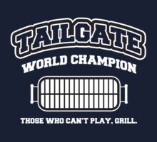 Tailgate World Champ One Piece - Short Sleeve