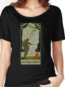 Once upon a bonfire Women's Relaxed Fit T-Shirt