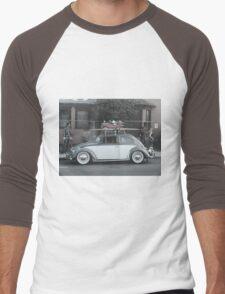 Vee Dub Bug Men's Baseball ¾ T-Shirt