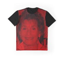 Judy Sheidlin - Celebrity Graphic T-Shirt