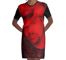 Toby Keith - Celebrity Graphic T-Shirt Dress
